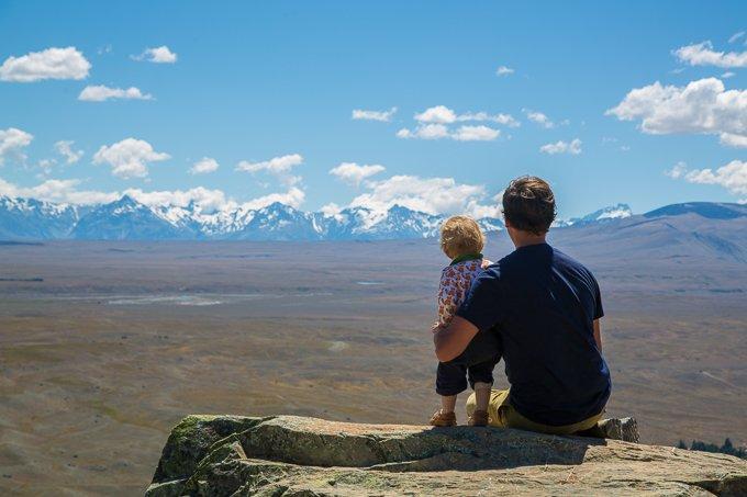 Interview Reisen mit Baby UNTERWEGS BLEIBEN Familienmomente