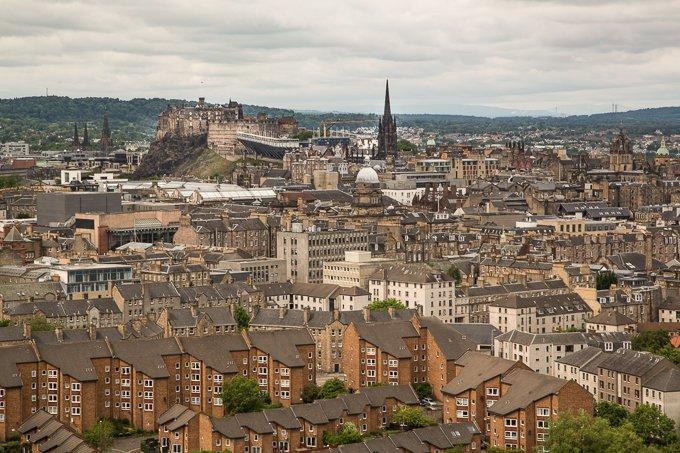 Interview Reisen mit Baby UNTERWEGS BLEIBEN Schottland
