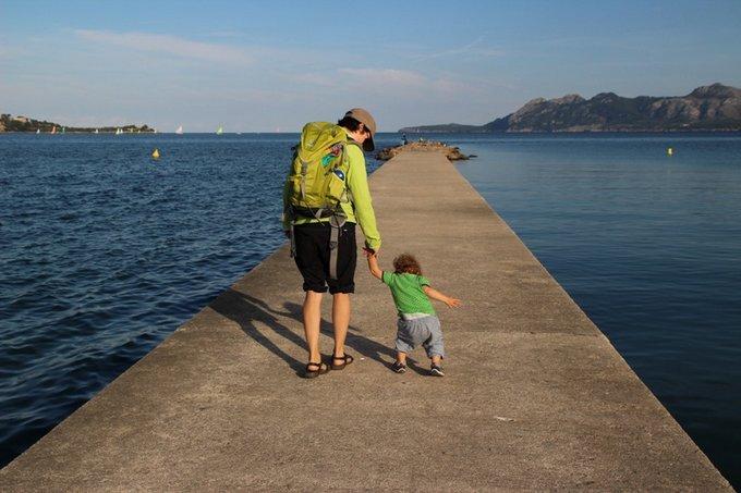 Interview Reisen mit Baby Weltwunderer 1