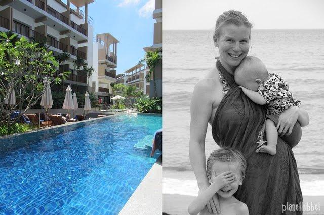 Reisen mit Baby Interview Planet Hibbel Thailand