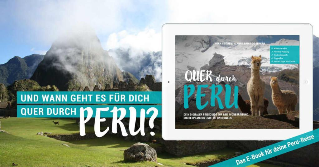 eBook Quer durch Peru