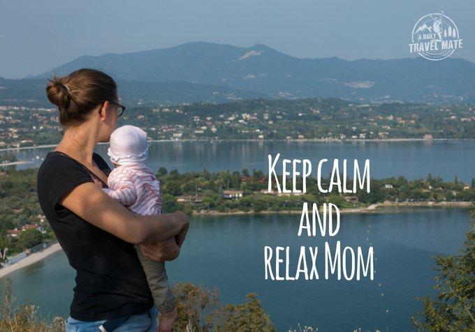 Reisen mit Baby Reisen in der Elternzeit Entspannung