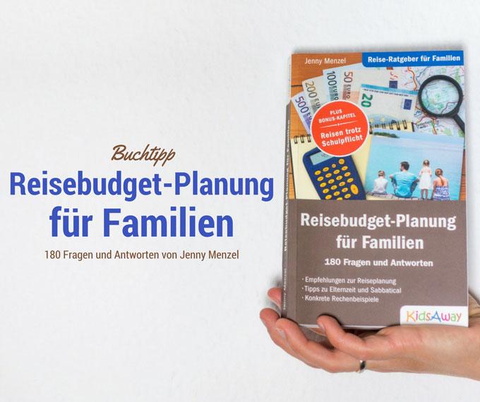 Buchtipp Reisebudget-Planung für Familien