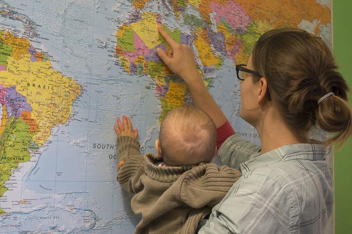 Reisebudget Planung für Familien
