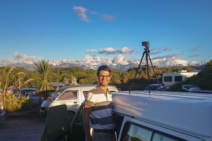 Neuseeland - Vorfreude auf einen perfekten Sternehimmel