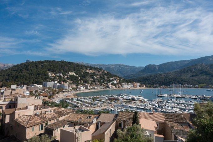 Wandern auf Mallorca Port de Sóller
