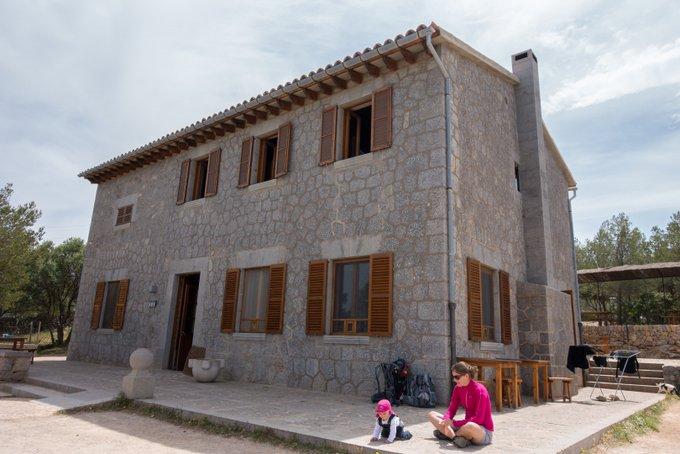 Wandern auf Mallorca Refugi Muleta