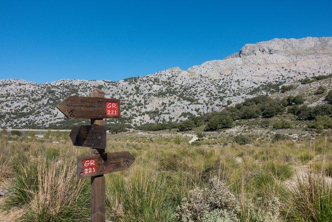 Wandern auf Mallorca der GR 221