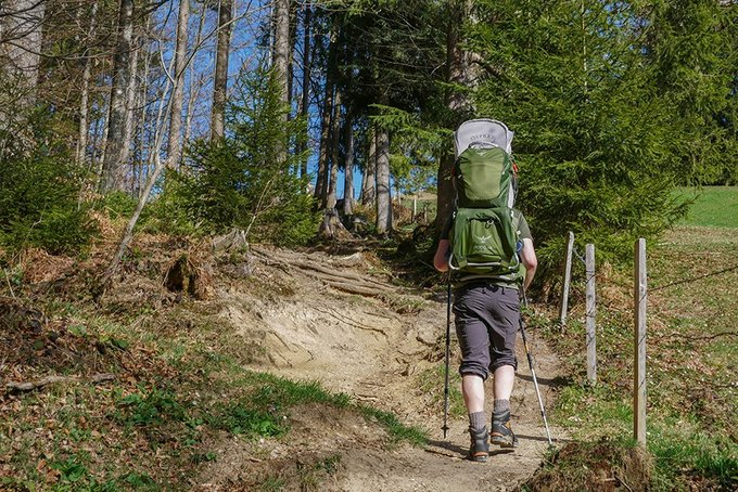 Wandern im Allgäu Huendle3