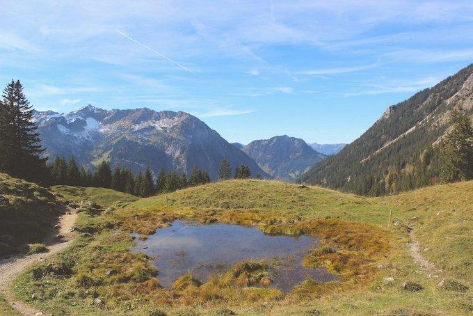 Wandern im Allgäu Willers Alpe1