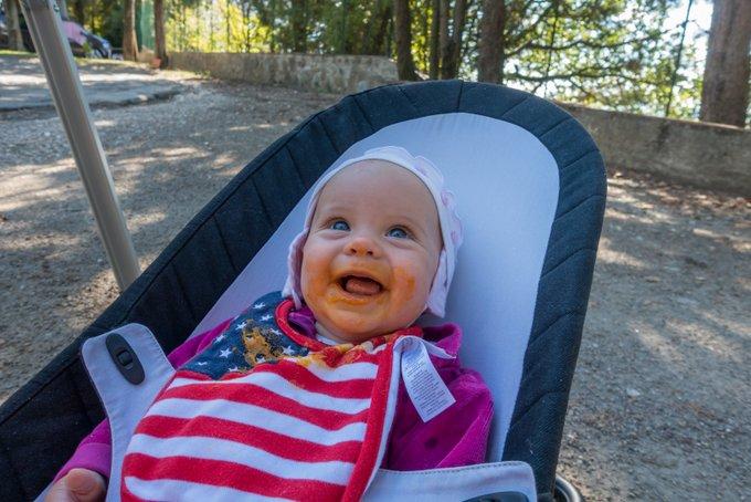Reisen mit Baby Beikost Einführung