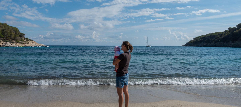 305f9c6d90 1o Mythen über das Reisen (und Leben) mit Baby | Der Reise- und ...