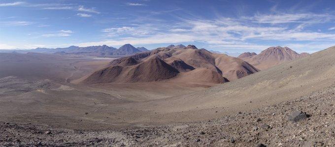 Vulkane in Chile