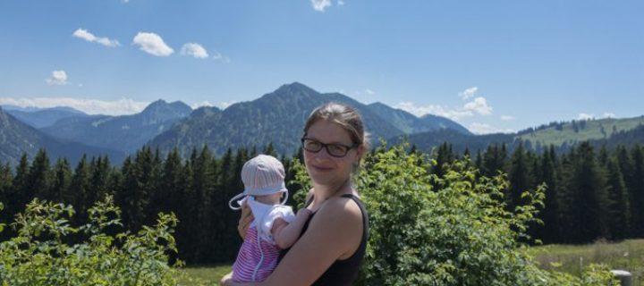 Wandern mit Baby – Meine Tipps für wanderbegeisterte Eltern