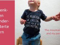 Geschenkideen für Wanderer bzw. wanderbegeisterte Eltern