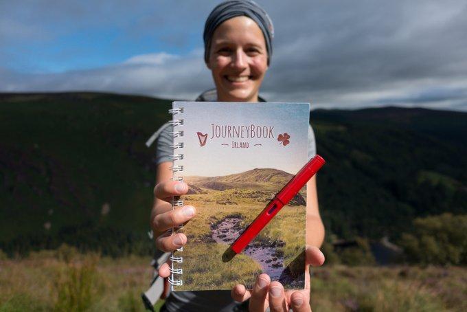 Wandern in Connemara Tagebuch
