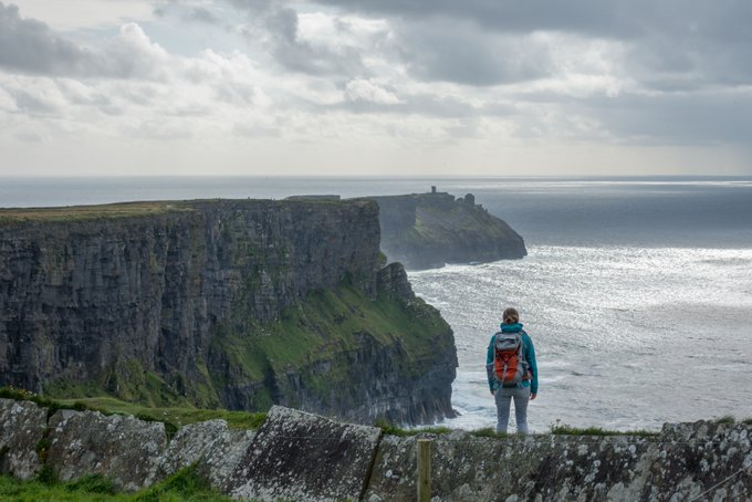 Wandern in Irland Cliffs of Moher