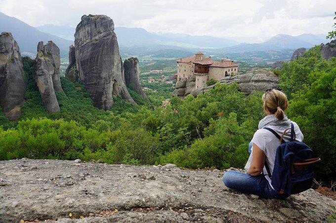 Das schönste Reiseziel 2018 Griechenland