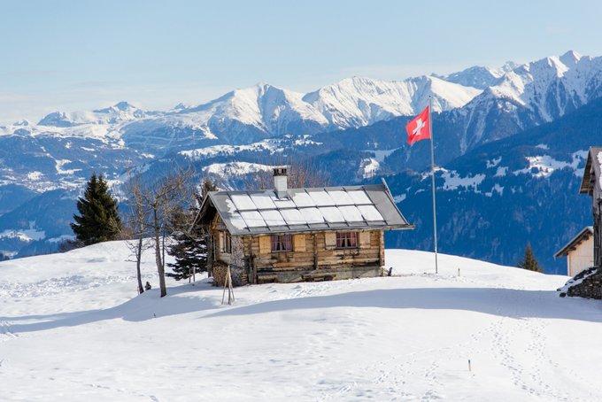 Das schönste Reiseziel 2018 Schweiz2