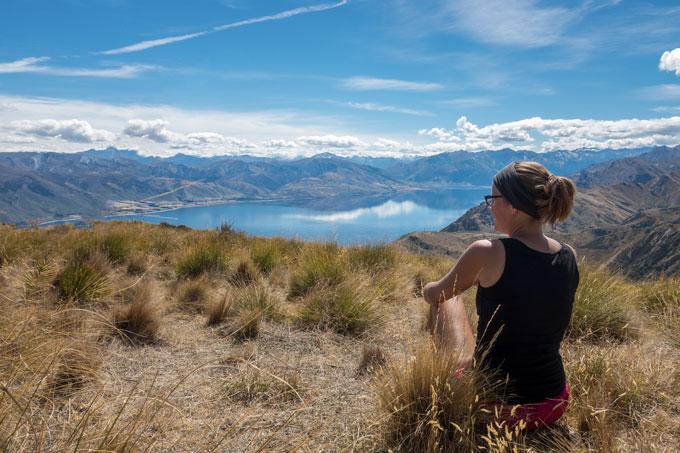 Neuseeland Reiseland für Fotografen klare Farben