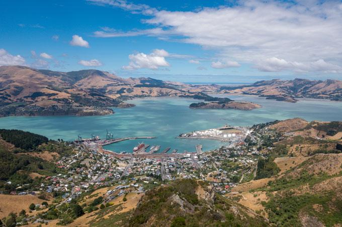 Neuseeland Saubere Luft für bessere Fotos