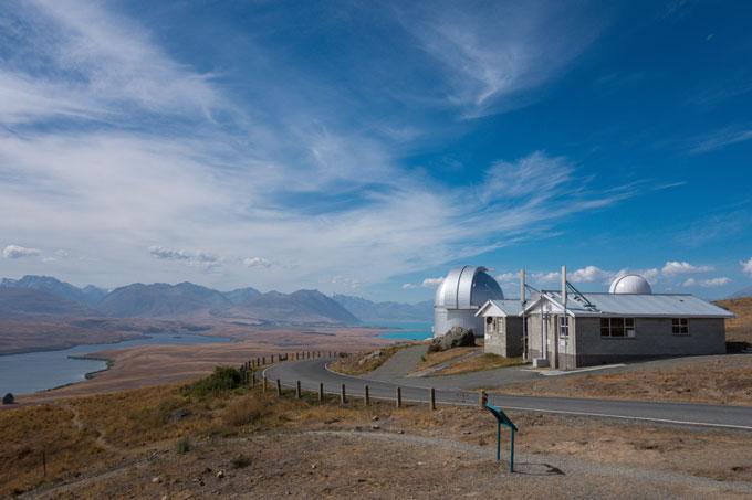 Neuseeland für Fotografen Mt. John Observatory