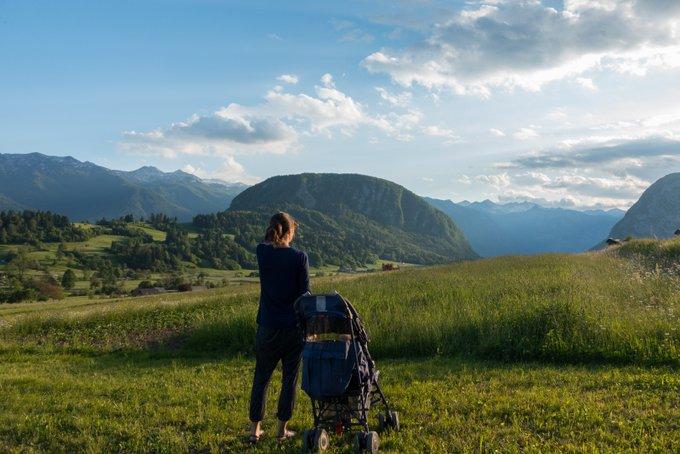 Urlaub mit Baby und Kleinkind Ferienwohnung in Slowenien