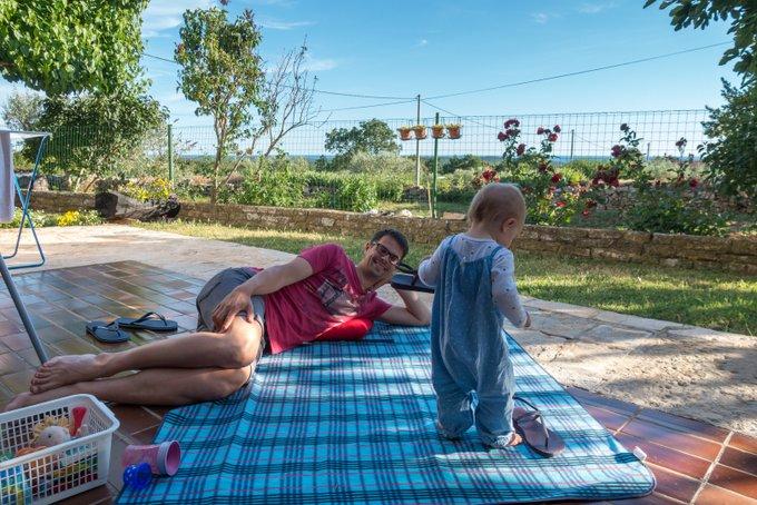 Urlaub mit Baby und Kleinkind Wohlfühlen in der Ferienwohnung
