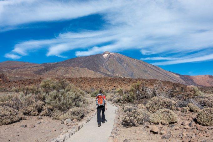 Wandern auf Teneriffa Rundwanderung Roques de Garcia