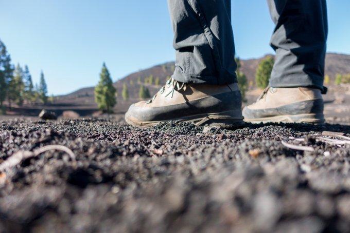 Wandern auf Teneriffa Wanderschuhe
