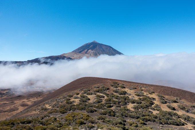 Wandern auf Teneriffa Wanderung Arenas Negras