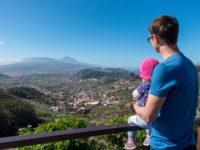 Acht Gründe, warum Du im Winter mit Kleinkind nach Teneriffa fliegen solltest!