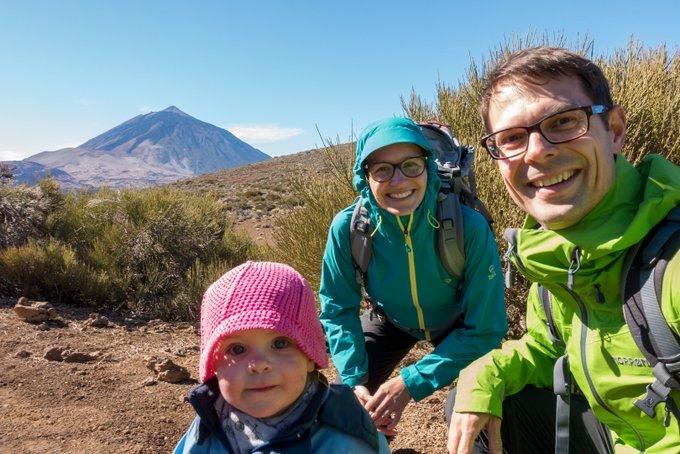 Der perfekte Wandertag mit Kleinkind - Alle strahlen um die Wette