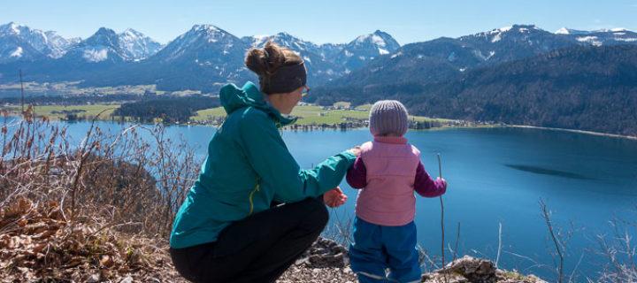 Urlaub am Wolfgangsee mit Kind – Von Panoramaausblicken und Regentagen