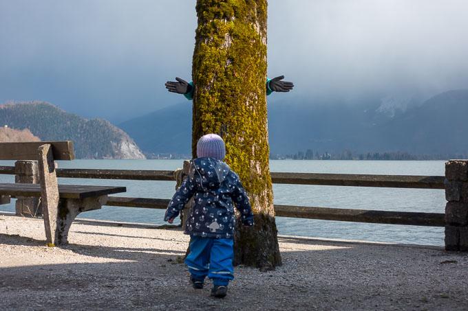 Urlaub am Wolfgangsee mit Kind und Spaß