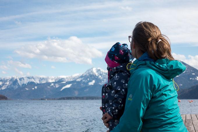 Urlaub am Wolfgangsee mit Kind