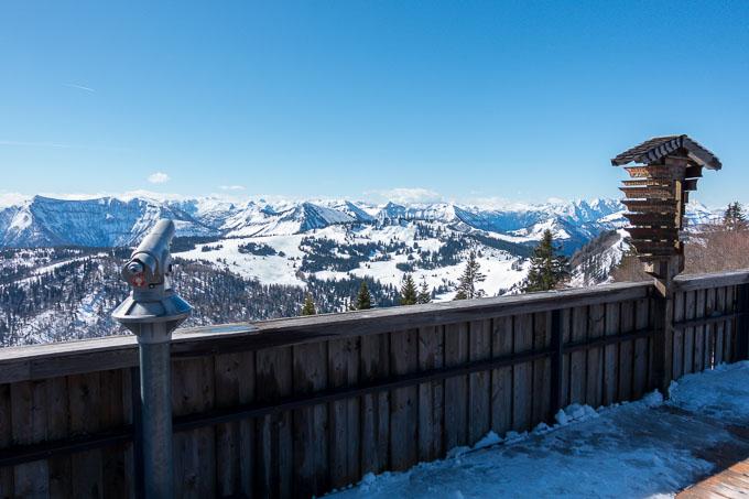 Wolfgangsee Panorama Rundweg Zwölferhorn