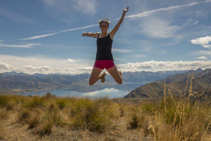 Neuseeland Reiseplanung Ablfug
