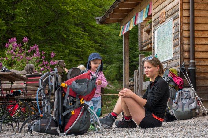 Packliste Hüttenübernachtung mit Kleinkind