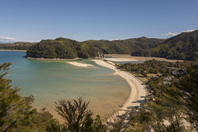 Wandern in Neuseeland Able Tasman