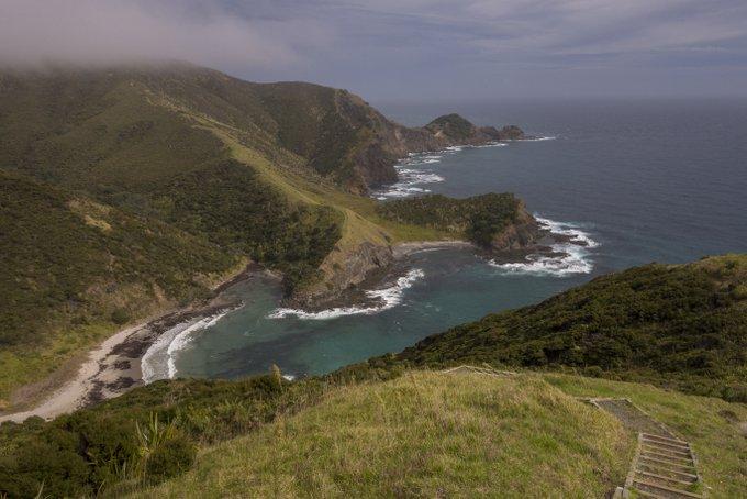 Wandern in Neuseeland Cape Reinga Wanderung