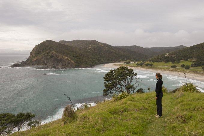 Wandern in Neuseeland Cape Reinga