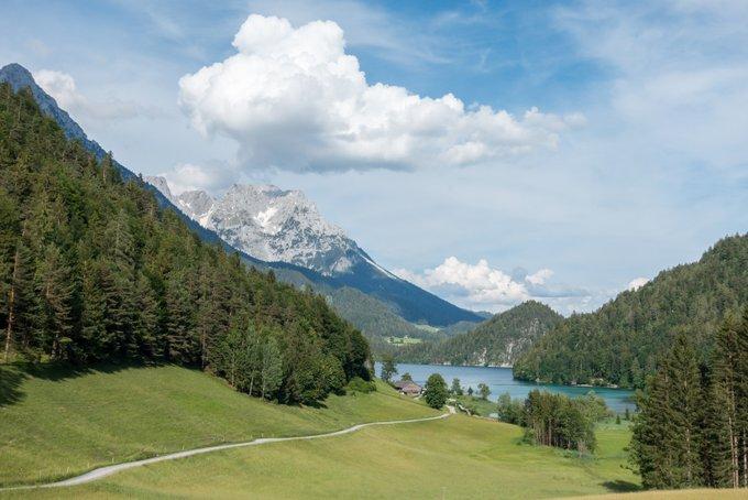 Wandern in Tirol Hintersteiner Seenrunde