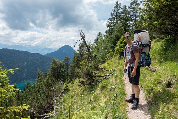 Wandern in Tirol Jagersteig