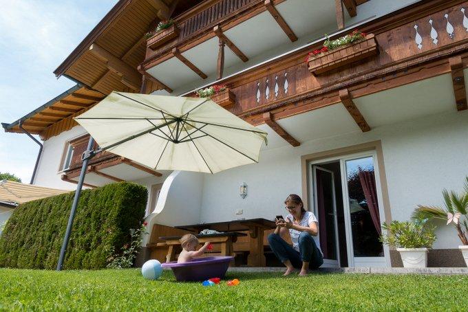 Wandern in Tirol Unterkunft in Going
