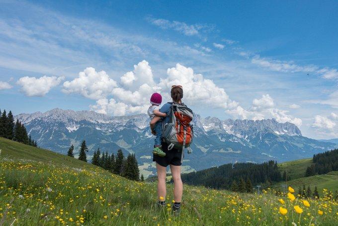 Wandern in Tirol mit Kindern