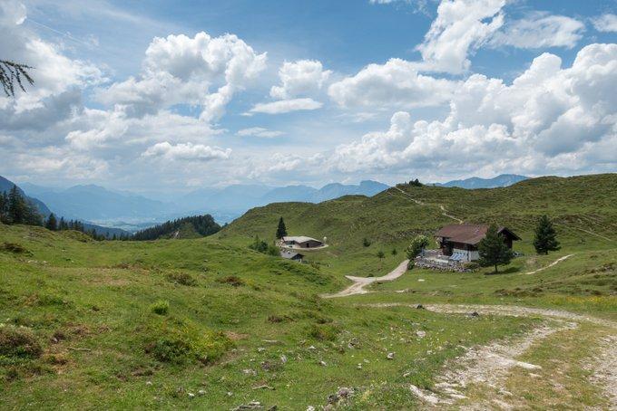 Wandern in Tirol mit Kindern Walleralm