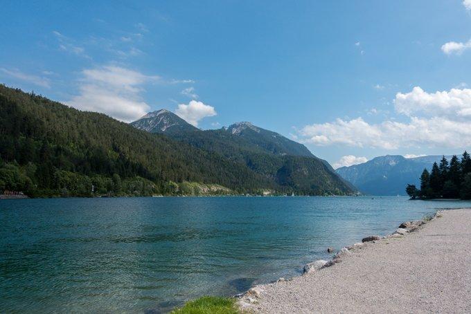 Entspannung am Achensee mit Familie