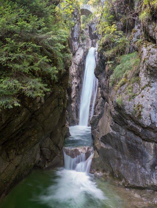 Chiemsee Reisetipp Wasserfalle am Tatzlwurm