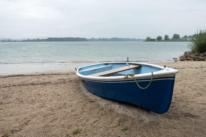 Chiemsee Reisetipps Einsamer Strand Herreninsel